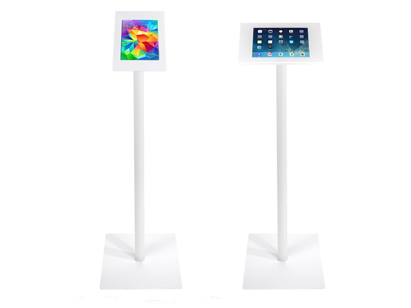 tablines tbs008w tablet bodenst nder f r apple ipad air wei. Black Bedroom Furniture Sets. Home Design Ideas
