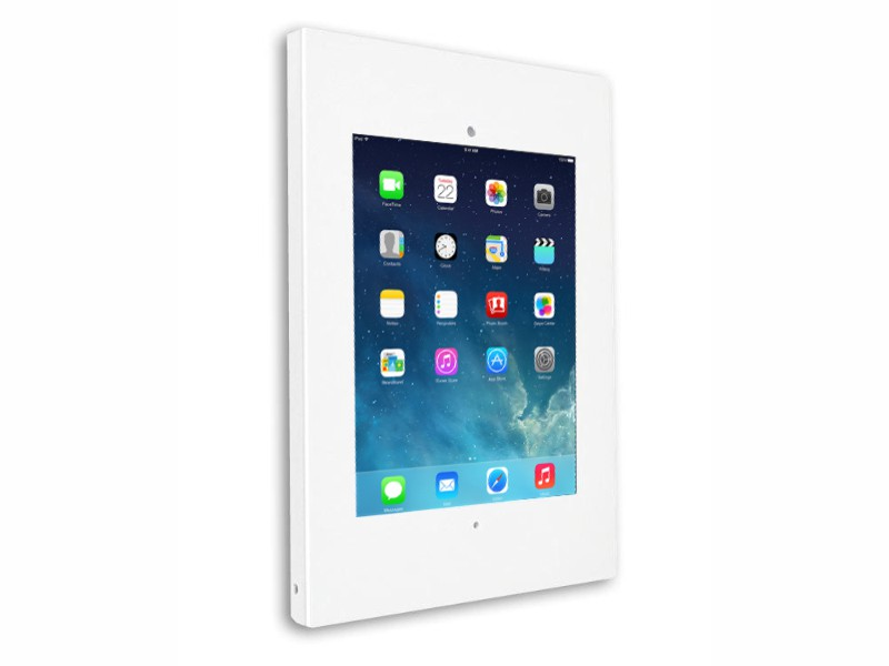 Tablines tsg008 schutzgeh use f r apple ipad air 1 wei - Wandhalterung fur tablet ...
