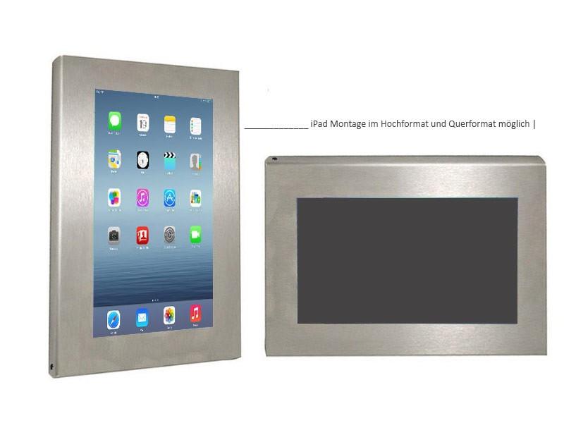 tablines tsg016e tablet schutzgeh use apple ipad wandhalter. Black Bedroom Furniture Sets. Home Design Ideas