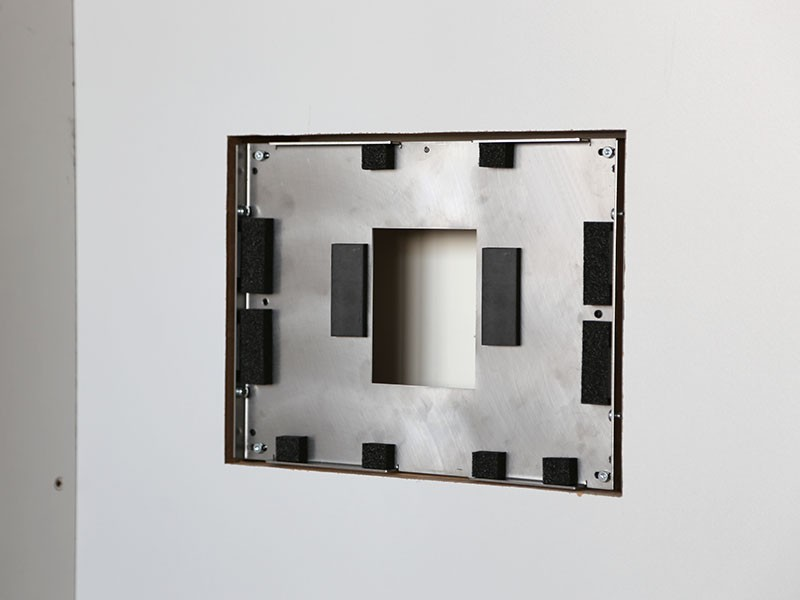 tablines twe002e tablet wandeinbau samsung tab 4 10 1. Black Bedroom Furniture Sets. Home Design Ideas