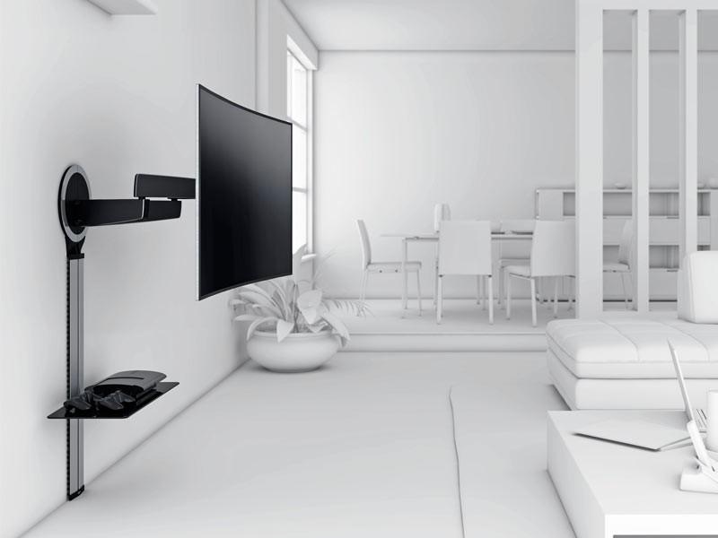 vogel 39 s designmount next 7345 ferneh wandhalterung 40 65. Black Bedroom Furniture Sets. Home Design Ideas