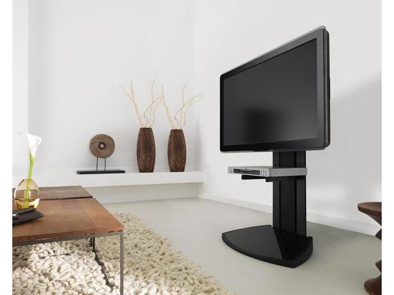 vogel 39 s eff 8340bl standfu schwarz vogels. Black Bedroom Furniture Sets. Home Design Ideas
