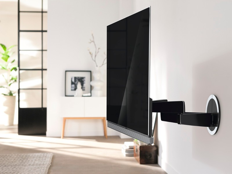 vogels next 7346 lg wandhalterung oled tv halterung. Black Bedroom Furniture Sets. Home Design Ideas