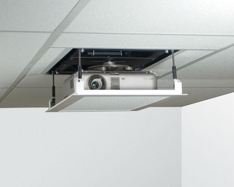 eol vogels ppl 1515 projektor deckenliftsystem 1000mm. Black Bedroom Furniture Sets. Home Design Ideas