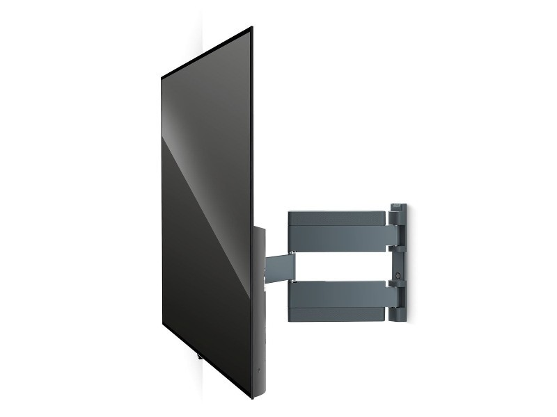 vogels flache schwenkbare tv wandhalterung f r oled thin 546. Black Bedroom Furniture Sets. Home Design Ideas