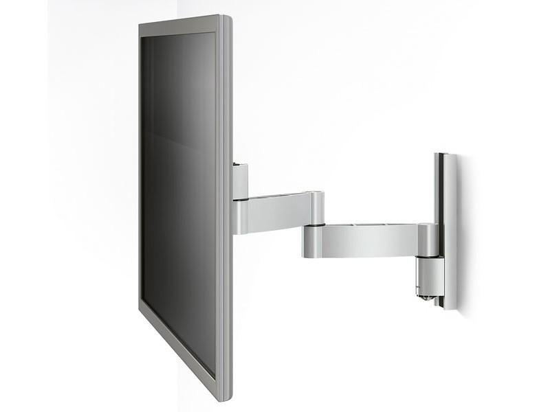 vogels tv wandhalterung wall 1245 silber vogels. Black Bedroom Furniture Sets. Home Design Ideas