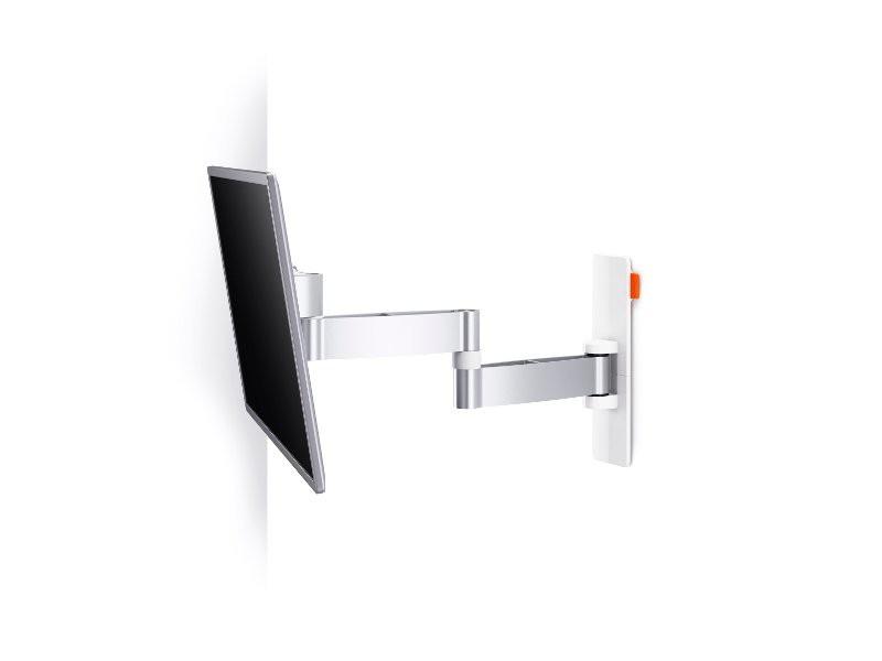 vogels wall 2045 schwenkbare tv wandhalterung wei. Black Bedroom Furniture Sets. Home Design Ideas