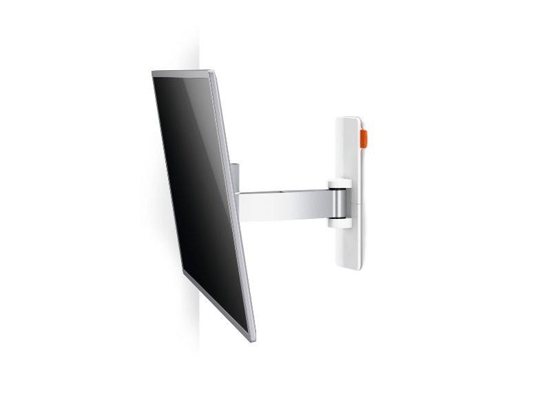 vogels wall 2125 schwenkbare tv wandhalterung wei. Black Bedroom Furniture Sets. Home Design Ideas