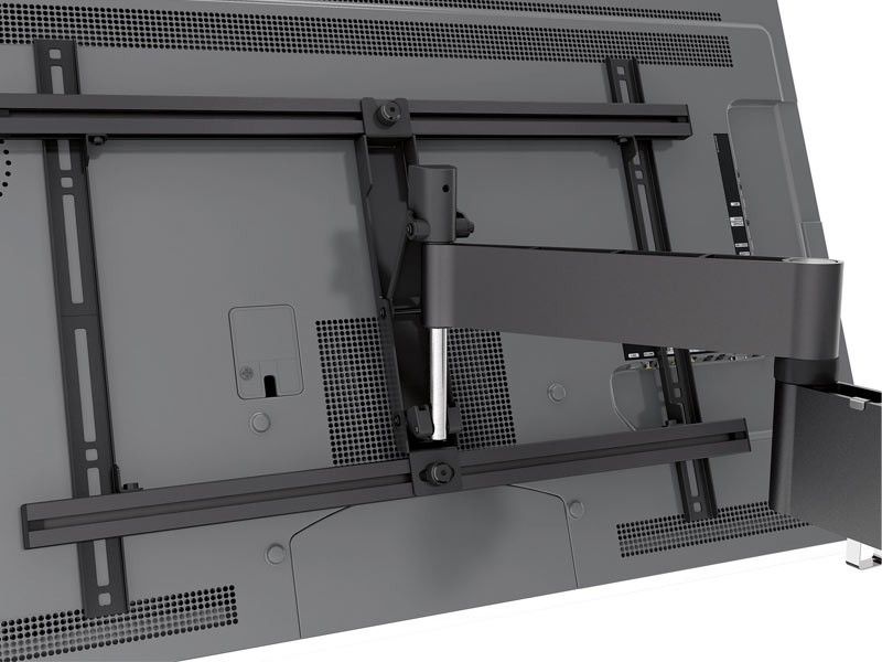 vogels wall 2225b tv wandhalterung schwenkbar. Black Bedroom Furniture Sets. Home Design Ideas