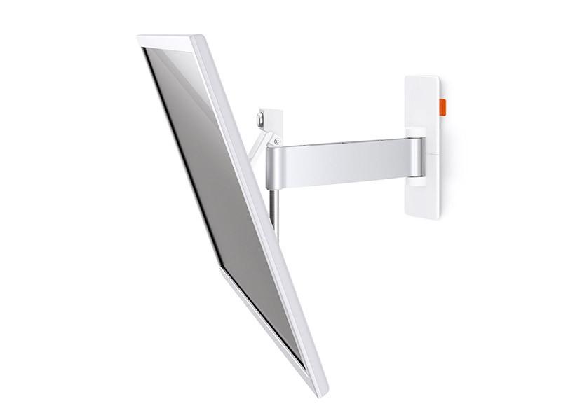 vogels wall 2225 schwenkbare tv wandhalterung wei. Black Bedroom Furniture Sets. Home Design Ideas