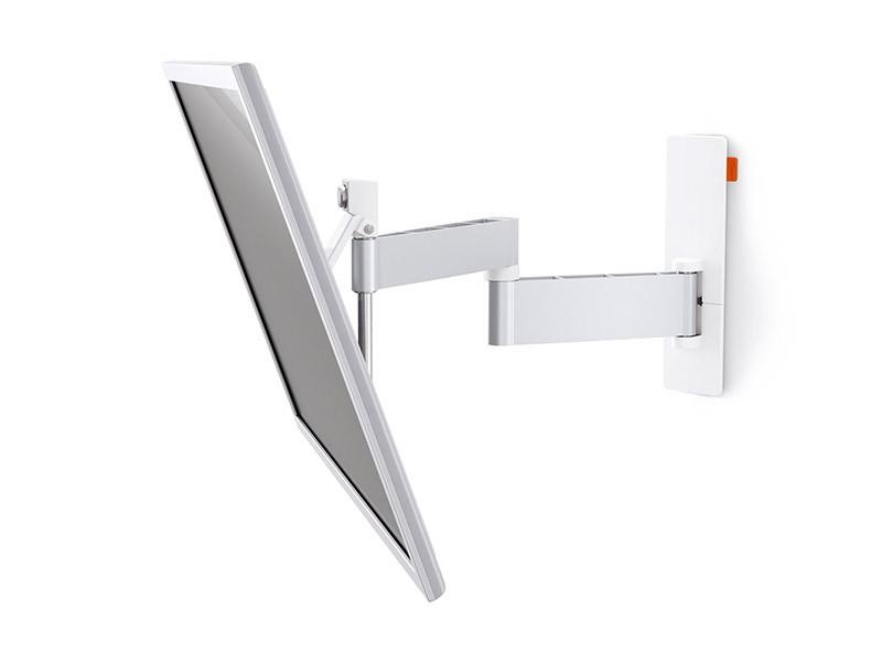 vogels wall 2245 schwenkbare tv wandhalterung wei. Black Bedroom Furniture Sets. Home Design Ideas