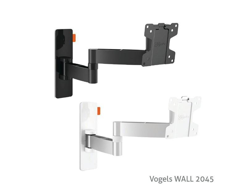 vogels wall monitorhalterung f r rechteckrohre klein. Black Bedroom Furniture Sets. Home Design Ideas