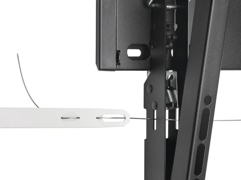 vogels pfw 4710 neigbare tv wand halterung 55 65zoll abschlie bar. Black Bedroom Furniture Sets. Home Design Ideas