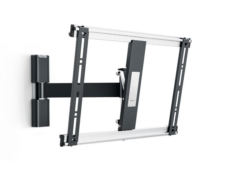 TV Wandhalterung Schwenkbar Neigbar für 26-55 Zoll Fernseher schwarz 100 200 400