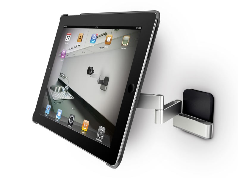 tms 313 ringo schwenkbare wandhalterung f r apple ipad air. Black Bedroom Furniture Sets. Home Design Ideas