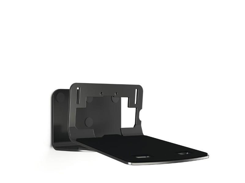 vogels sound 3205 universal lautsprecher wandhalterung schwarz. Black Bedroom Furniture Sets. Home Design Ideas